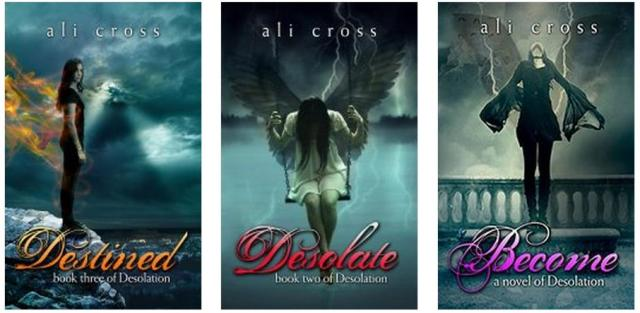 The Desolation Series by Ali Cross