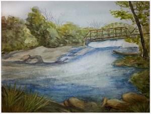 Glendale Shoals Bridge