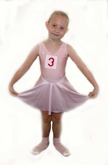 BalletPostPink