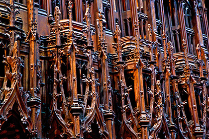 Carving-of-the-Choir-stalls