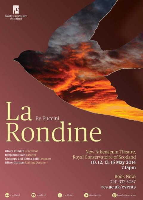 RCS La Rondine Poster