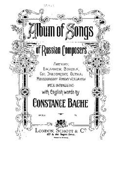 Constance-Bache
