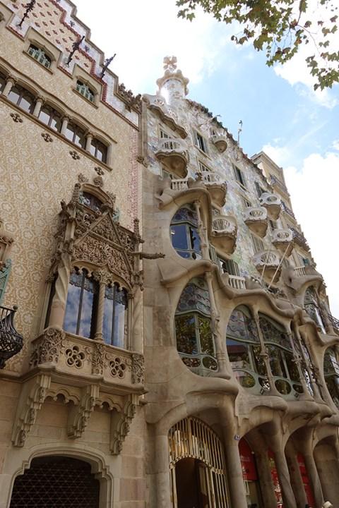 Barcelona-Gaude