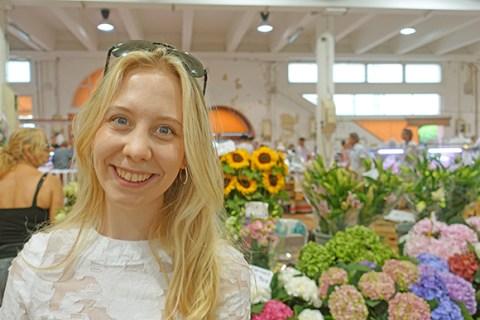 Cannes-Flower-Market