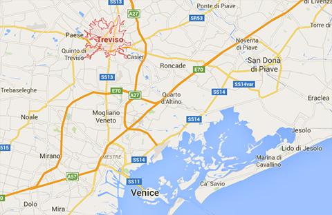 Triviso-Map