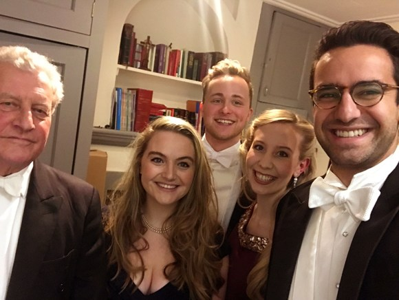 Soloists Kingston With John Bate