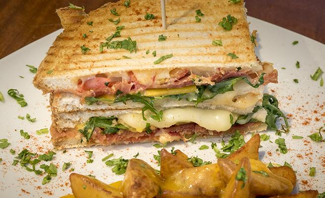 Comidas y cenas Charlotte Cafe Ibiza