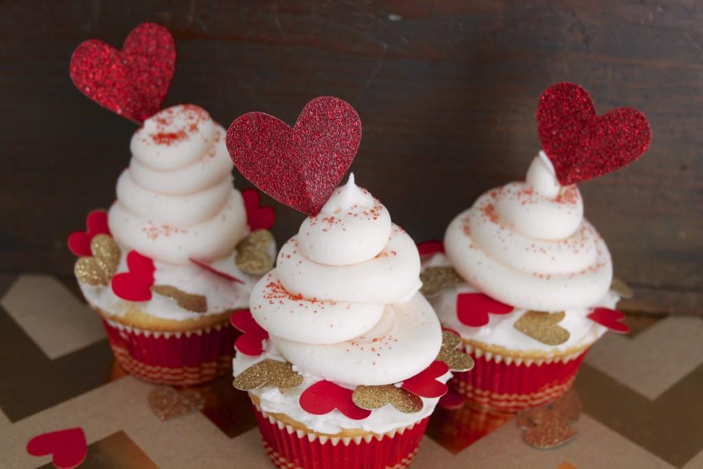 valentine's buttercream frosting 5