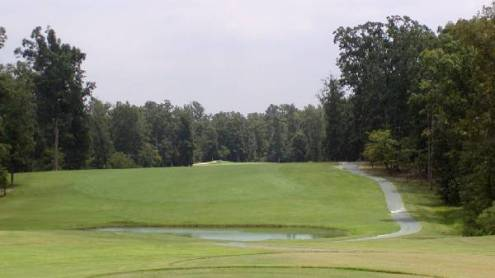 Charlotte National 7th hole     Charlotte National Golf Club Charlotte National Golf Club  7th Hole