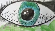 surrealist eye