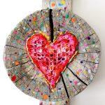 Charlotte_Olsson_Art_Konst_ sculpture_heart_swedishartist_design_formgivning_love_interior