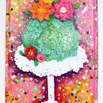 Charlotte_Olsson_Art_cake_flowers_upcyclingart