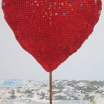 recycled heart