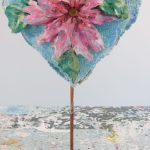 love heart sculptures