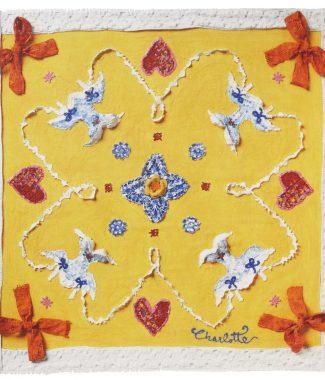 scarf charlotte olsson