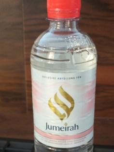 Luxury water!