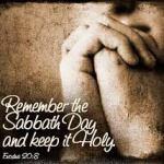 Living the Sabbath Ideal