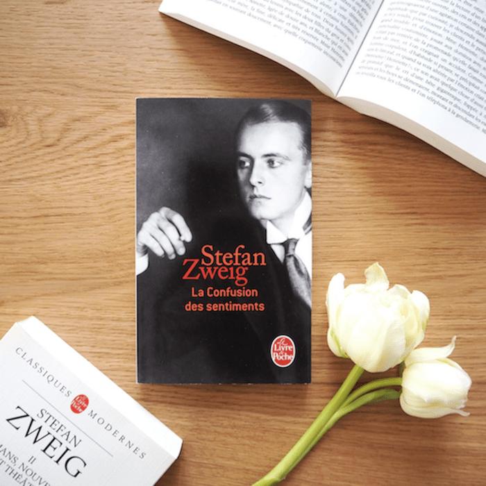 La Confusion des sentiments – Stefan Zweig