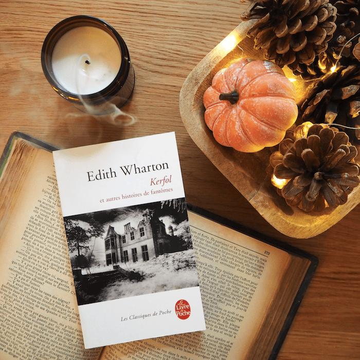 Kerfol et autres histoires de fantômes - Edith Wharton