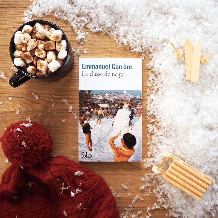 La classe de neige – Emmanuel Carrère
