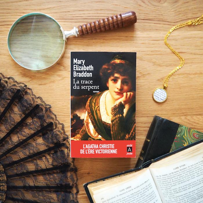 La trace du serpent – Mary Elizabeth Braddon