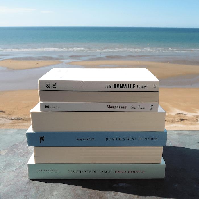 Livres : La mer qu'on voit danser…