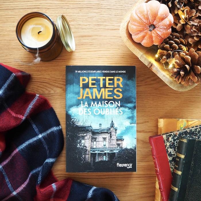 La maison des oubliés – Peter James