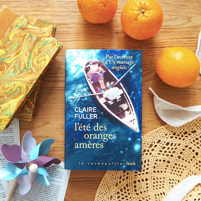 L'été des oranges amères – Claire Fuller