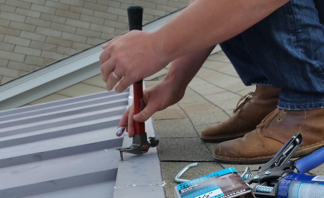 Roof repairs in Matthews NC