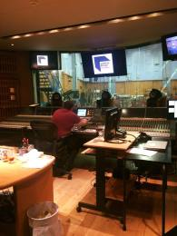 Control Room, Studio 1, Abbey Road