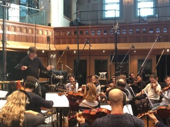 The Hall, AIR Studios