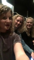 3 Curly haired blonde au pairs take on Les Mis