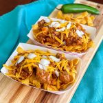Frito Pie with Texas Chili