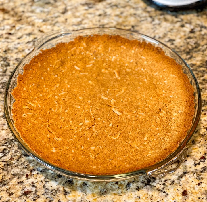 Coconut Graham Cracker Crust