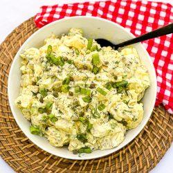 Dijon Dill Potato Salad