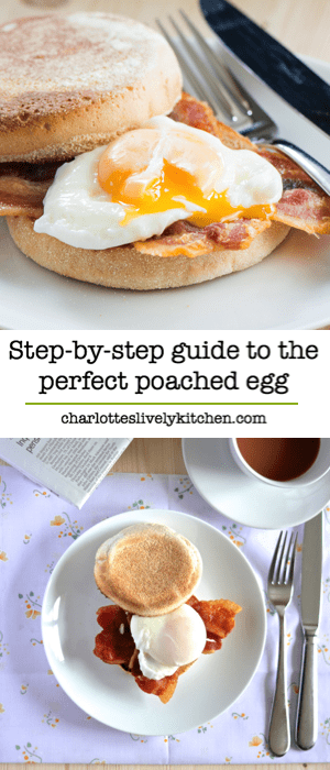 My step-by-step guide to getting a perfect poached egg every time.