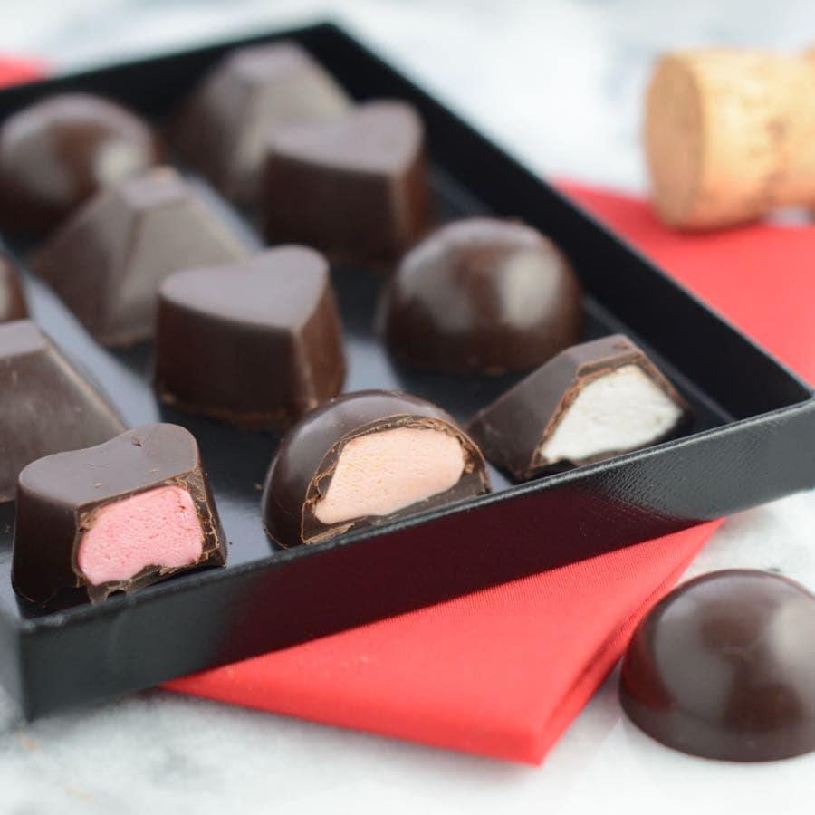 Vegan Chocolate Fondant Recipe