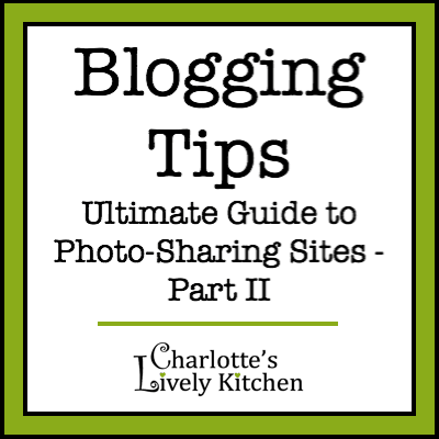 food photo sharing sites part 2