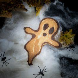 Halloween Pancake Art 4
