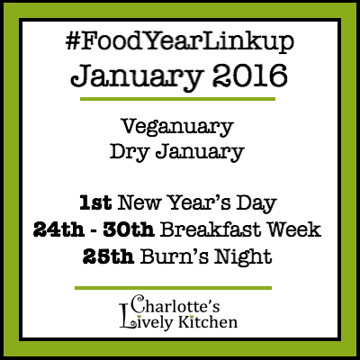 Food Year Linkup January 2016