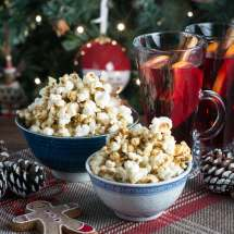 Gingerbread Popcorn 6