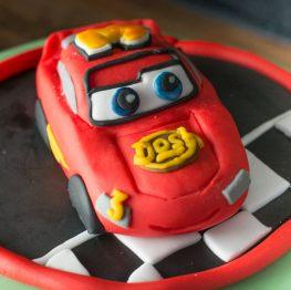 cars cake 5