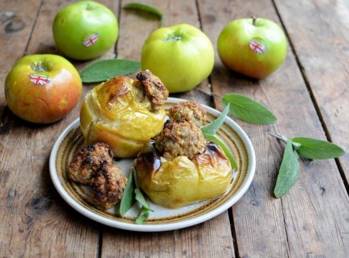 Savoury-Sausage-and-Sage-Roast-Apples-680x502