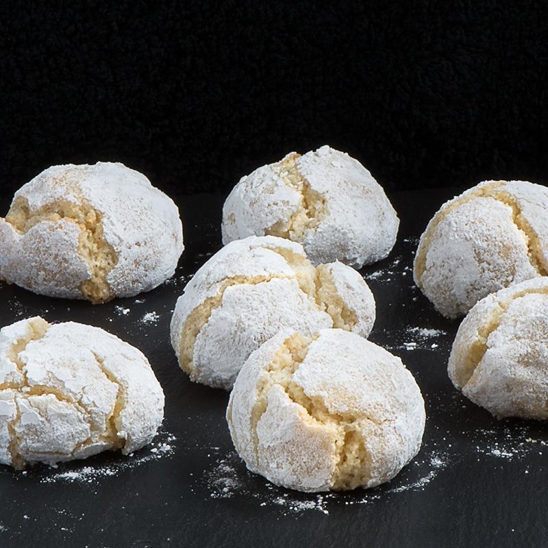 Amaretti Biscuits | Charlotte's Lively Kitchen