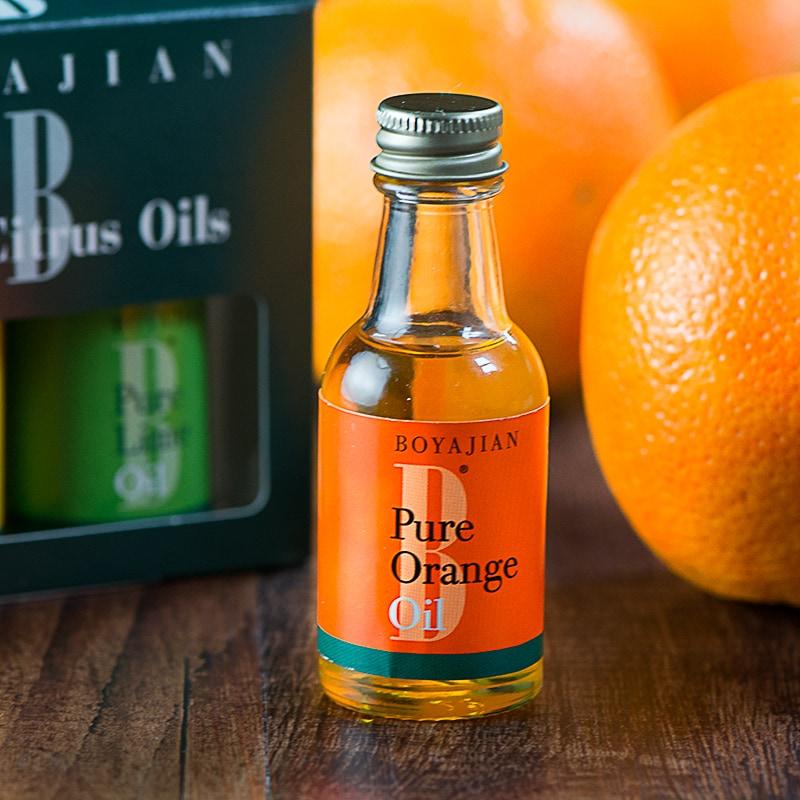 Boyajian Orange Oil