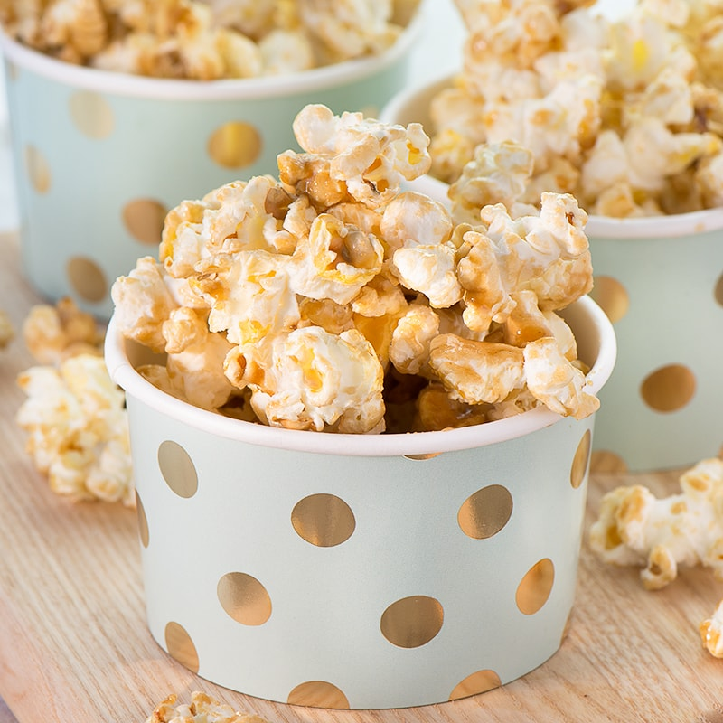 (Better than at the Cinema) Sweet Popcorn