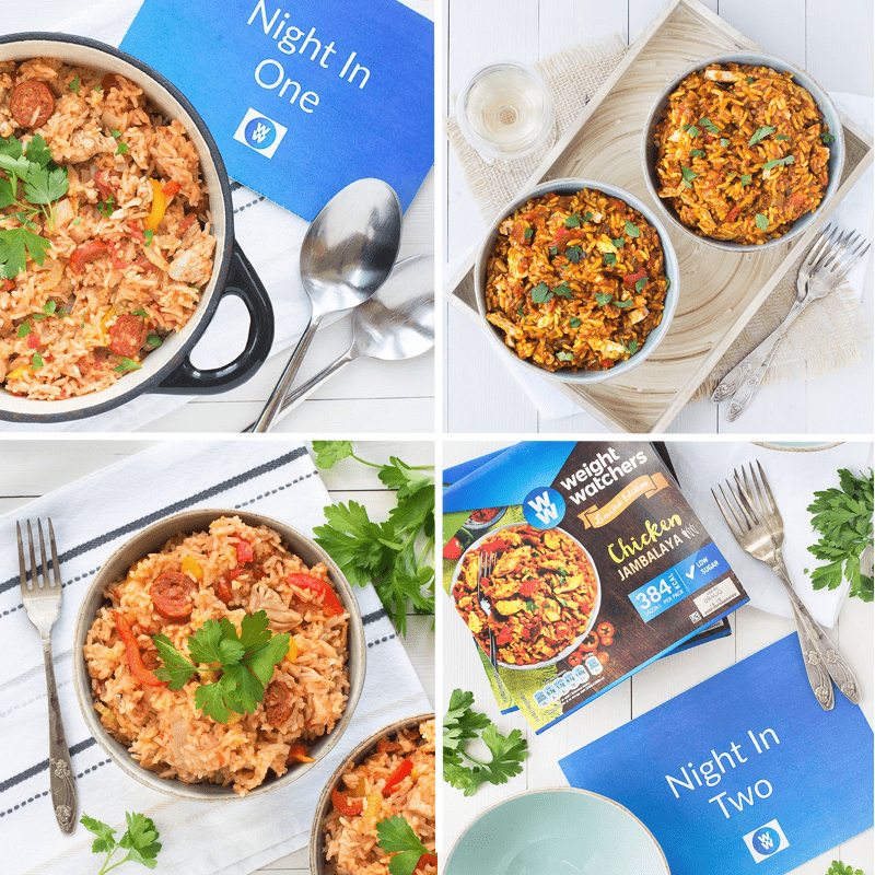 Chicken jambalaya to fake it or make it charlottes lively kitchen can a chilled chicken jambalaya ready meal beat the forumfinder Choice Image