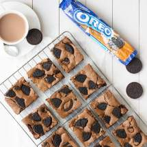 Oreo Brownies-10
