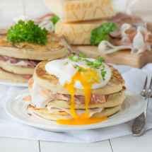 Grana Padano Pancakes