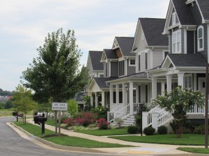 Old Trail Neighborhood in Crozet near Charlottesville